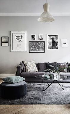 interior // GREY WALLS //