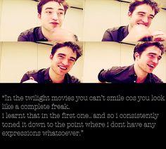 Robert Pattinson hates Twilight - Album on Imgur