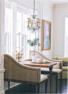 breakfast banquette - case di lusso | lussocase.it