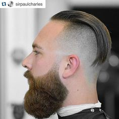 BeardProper Salute to the Lion of Lancaster @sirpaulcharles from @dablackcomb for making the Beard Movement look Undeniably Good. We Appreciate You Barber Maestro for this  #Repost @sirpaulcharles with @repostapp.  What do they call a man without a beard? A woman  #barbershopconnect #nastybarbers #barbersinctv #thebarberpost #theblackcomb #717 #lancasterpa #lancastergram #fadegame2raw #scissorsalute #showcasebarbers #nbahaircuts @barbershopconnect @nastybarbers @thebarberpost @barbersinctv…