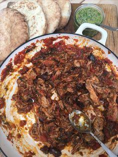 Delicious lamb ragu Lamb Ragu, Paella, Ethnic Recipes, Food, Meal, Eten, Meals