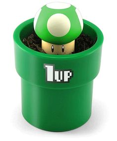 Grow Your Own 1up Mushroom...need