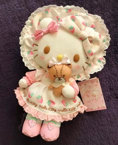 Strawberry Shortcake Hello Kitty