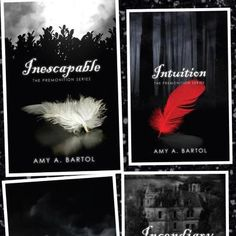 The Premonition Series by Amy Bartol