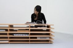 Bookcase: Aïssa Logerot