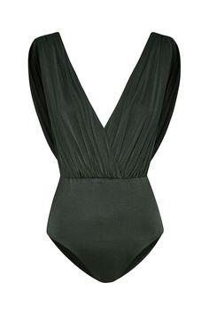 Grecian Bodysuit - Sheike