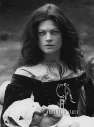 The Scarlet Letter 1979 with Meg Foster as Hester Prynne. Meg Foster, The Scarlet Letter, Catherine Deneuve, Great Hair, Che Guevara, Legends, Beautiful Women, Actors, Lettering