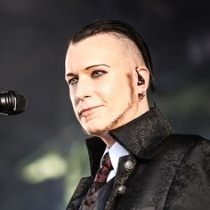 # Blutengel # Chris Pohl # On Stage # Gothic