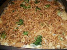 Lark's Chicken Divan  www.larkscountryheart.com  #recipes, #chicken, #divan, #dinner
