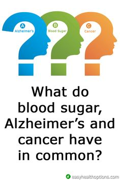 You may have heard that people with diabetes are more likely to develop Alzheimer's disease, and vice versa. What's not as widely-known is the connection between diabetes and cancer. Research shows it may all come down to...