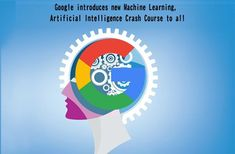 Google Introduced Learn with Google AI Website -A new Machine Learning, Artificial Intelligence Crash Course to all, Machine Learning is an application and building block for artificial intelligence and is what powers self-driving cars, Google maps, Netflix, image recognition, etc. #google #googleguides #learning #artificialintelligence #programme Self Driving, Artificial Intelligence, Machine Learning, Maps, Netflix, Exercises, Coding, Technology, Education