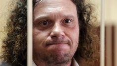 Бизнесмен Сергей Полонский в Пресненском суде Москвы. Архивное фото