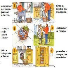 Build Your Brazilian Portuguese Vocabulary Spanish 1, Spanish Class, Spanish Teacher, Teaching Spanish, Learn Brazilian Portuguese, Portuguese Lessons, Material Didático, Portuguese Language, Spanish Vocabulary