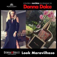 Look Donna Dolce maravilhoso para o seu fim de semana principalmente se tem um belo feriado como hoje. Venha conferir nossas novidades .Nossa coleção está um arraso. Acompanhe na Revista DÁvila as matérias semanais da Donna Dolce e também de todos os outros parceiros. http://ift.tt/1UOAUiP (link na bio).
