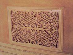 luxurious decorative vent cover