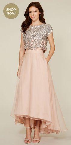Iridesa Bridesmaids Skirt