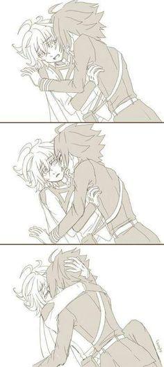 Yuu & Mika !!!