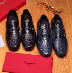 b6b025bd8aca 超激得限定セールFERRAGAMOサルヴァトーレフェラガモコピーのレザー紳士靴スニーカーローファービジネス