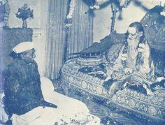 Photo Gallery of Shankaracharya Swami Brahmanand Saraswati www.paulmason.info