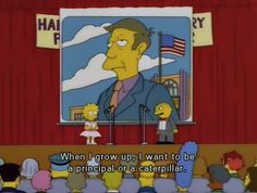 He has dreams. | 27 Reasons Why We Should All Aspire To Be Ralph Wiggum