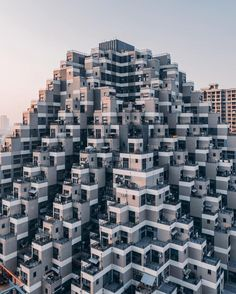 Pyramid of Apartment