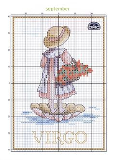 Gallery.ru / Photo # 38 - The world of cross stitching 105 December 2005 - tymannost