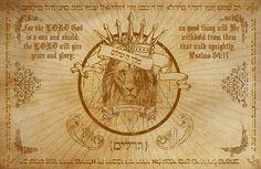 Psalm 84:12 by Melek Design, via Flickr