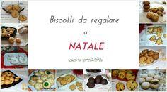 Biscotti da regalare a Natale, ricette, cucina preDiletta