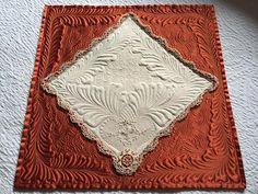 Kelly Cline (Quilting Vintage...Fb) 20 napkin challenge