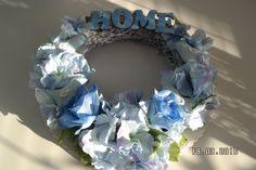 Hanukkah, Wreaths, Handmade, Home Decor, Hand Made, Decoration Home, Door Wreaths, Room Decor, Deco Mesh Wreaths