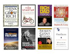Win the 8 Books that Have Created the Most Millonaires in History