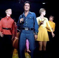 Elvis Presley - Elvis during filming of his 1968 comeback special Elvis 68 Comeback Special, Music Documentaries, George Strait, Hound Dog, Graceland, Elvis Presley, Memphis, Comebacks, The Man