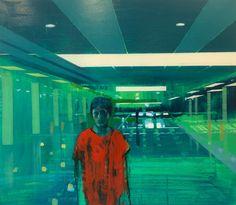 Kenneth Blom · Untitled · 2014 · 140 x 160 cm