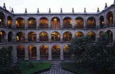 Coloegio de San Ildelfonso de la Ciudad de México