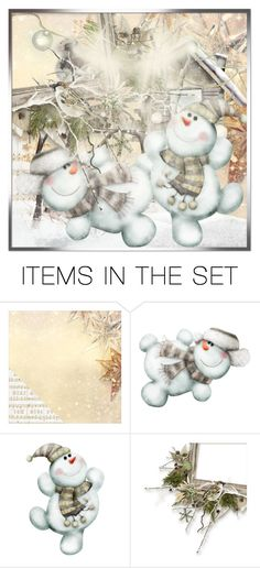 """""My old grandmother always used to say, Summer friends will melt away like summer snows, but winter friends are friends forever.""   George R.R. Martin"" by andrejae ❤ liked on Polyvore featuring art, artset, artexpression and winter2017"
