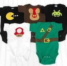 8 adorably geeky baby gifts for gamer parents  - InGame on NBCNews.com
