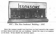 New location 1937