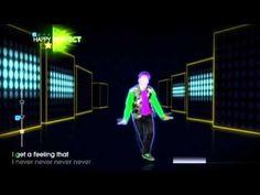 Just Dance 4- Flo Rida-Good Feeling (Full Gameplay Wii) oho sometimes..