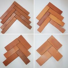 It's amazing what a difference the klompie size can make on a pattern. These klompie bricks are all in herringbone pattern. Pictured here are our 230x38, 230x55, 230x76 and 230x115. Hard Landscaping Ideas, It's Amazing, Herringbone Pattern, Bricks, New Kitchen, Home Interior Design, Design Elements, Landscape Design, Ash
