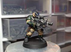 Scout Sergeant