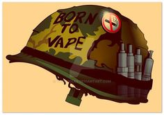 #Born To Vape, cig free 5 years!