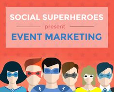 How to Utilize #SocialMedia for #EventMarketing [#INFOGRAPHIC]