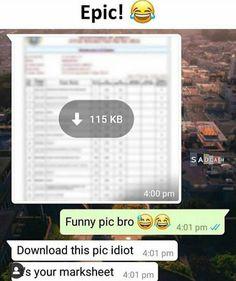 Funny School Memes In Hindi + Funny School Memes Funny Texts Jokes, Latest Funny Jokes, Super Funny Memes, Funny School Memes, Cute Funny Quotes, Some Funny Jokes, Crazy Funny Memes, School Humor, Really Funny Memes