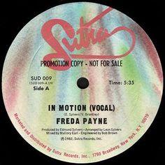 Funk-Disco-Soul-Groove-Rap: FREDA PAYNE - IN MOTION MAXI