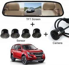 Mahindra XUV 500 2018 Car Display + Reverse Parking Sensor Price-1100/- Laura Car, Car Accessories List, Jetta Car, Volkswagen Jetta, Car Body Cover, Tucson Car, Police Lights, Chevrolet Aveo