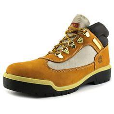 Timberland Field Boot Waterproof Men Nubuck Leather Brown Work Boot