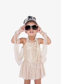 Stella McCartney Bonny Dress with Wings - 381724 SFK18