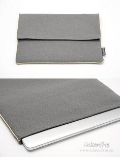 Taschenset für Laptop (Sonderanfertigung) | dickoepfig
