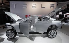 "Elon Musk 'clears a path' for electric cars by opening Tesla's patents | By Richard Lawler June 12, 2014 ::: Following up on his promise from a few days ago, Tesla Motors CEO Elon Musk just announced (in a blog post tiled ""All Our Patent Are Belong to You"") ..."