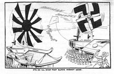 The Ill Winds of Totalitarianism, by David Low (1936)